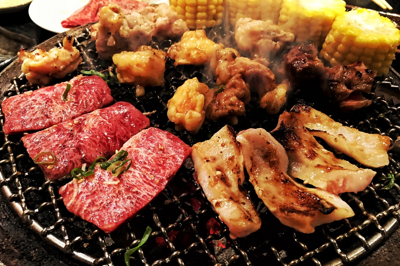 リーズナブルで美味しい焼肉屋さん 焼肉山河